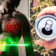 نوشابه انرژی زا دشمن قلب