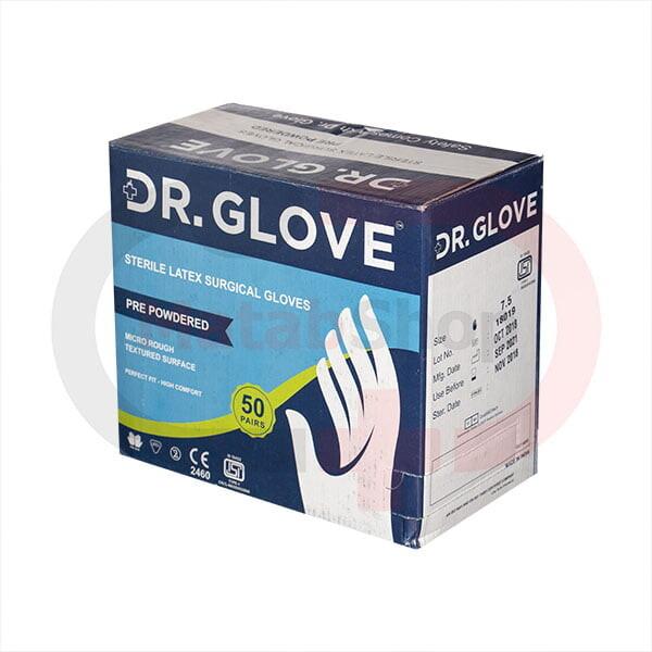 دستکش جراحی دکتر گلاو