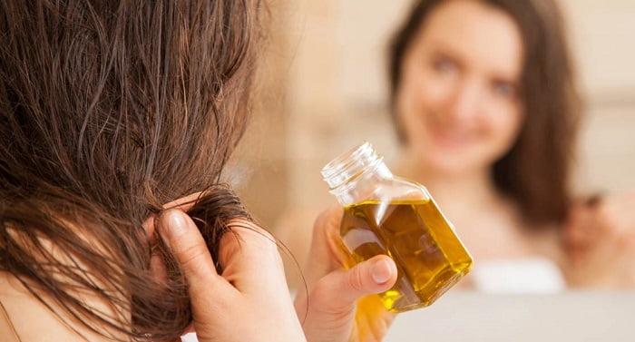 روغن تقویت کننده مو روغن نارگیل