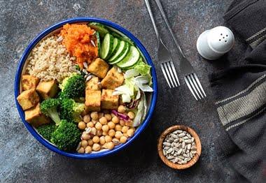 مزایا و معایب گیاه خواری