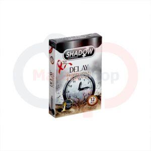 کاندوم تاخیری شادو مدل Delay