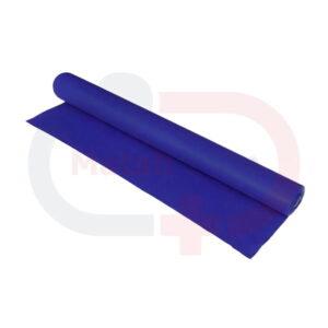 رول ملحفه عرض 80 آبی