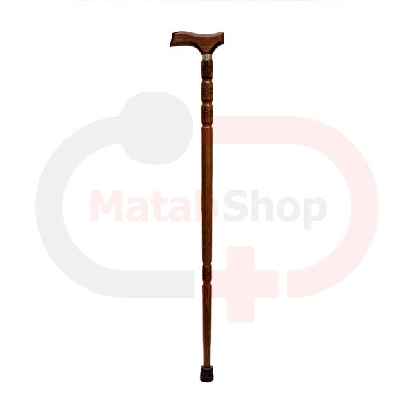 عصا چوبی صنوبر